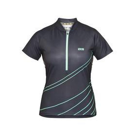 IXS Trail 6.2 maglietta a maniche corte Donna nero